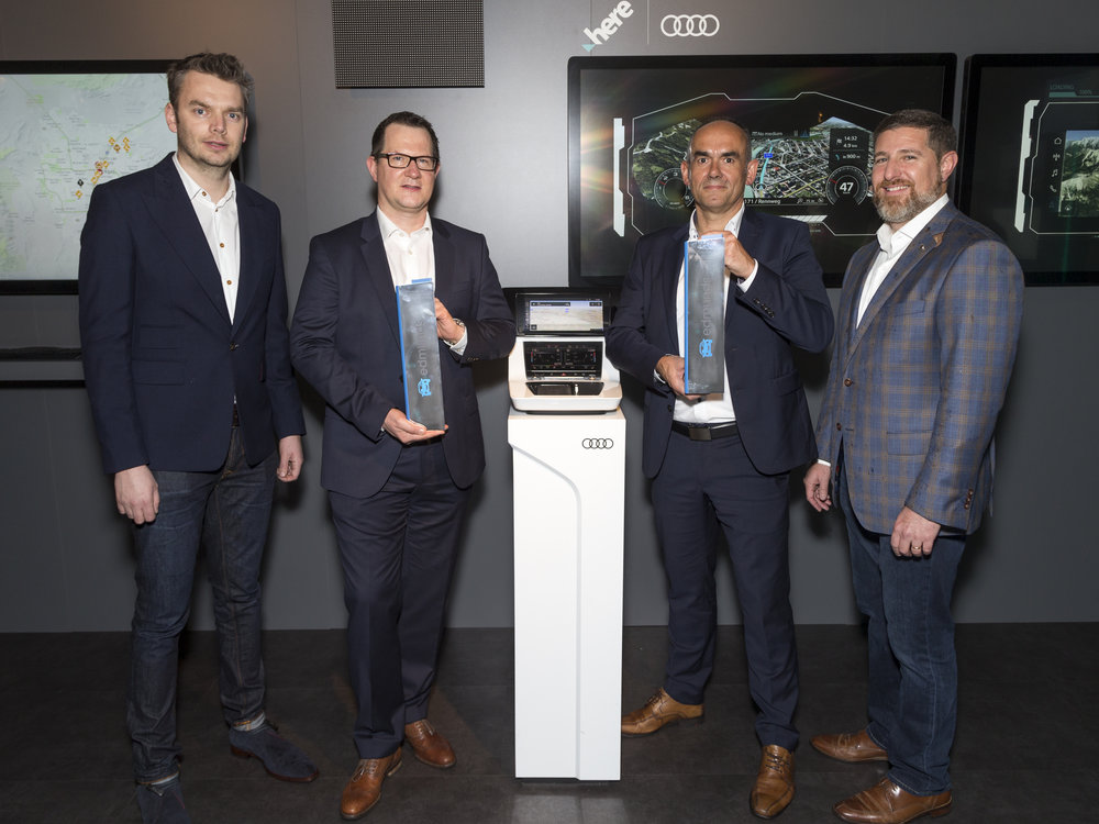 Award ceremony for the Edmunds CES Tech Driven Awards 2018 at the Consumer Electronics Show (CES).jpg