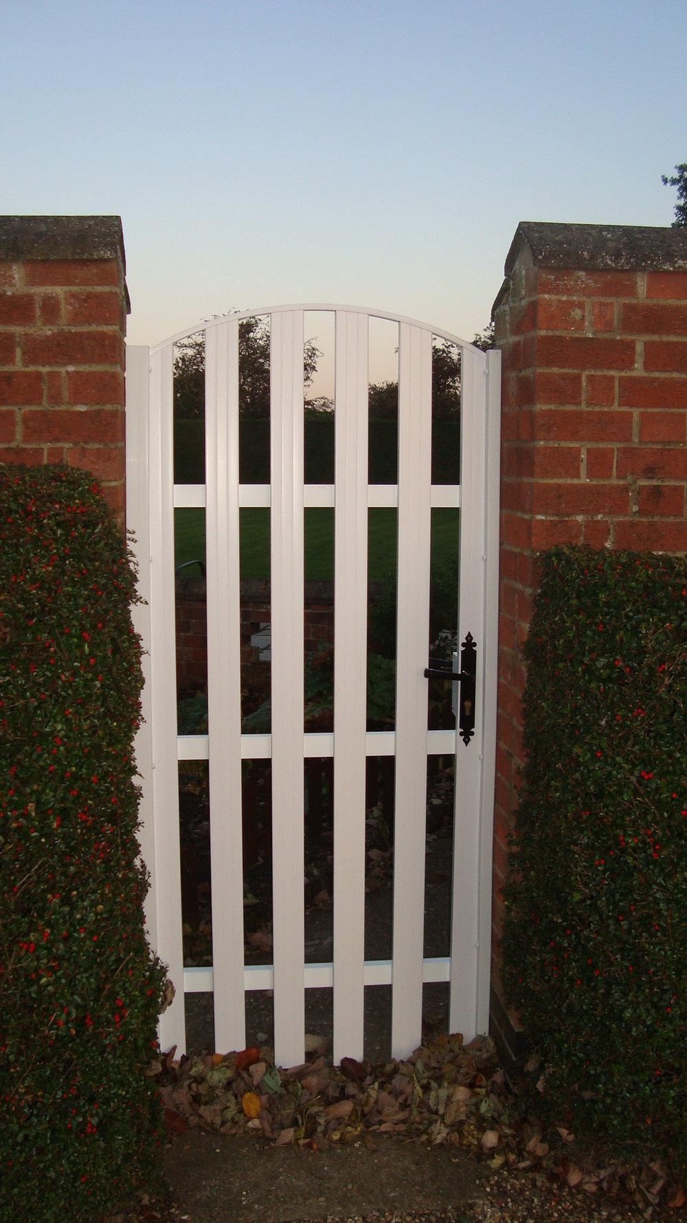 PVC Single Gate