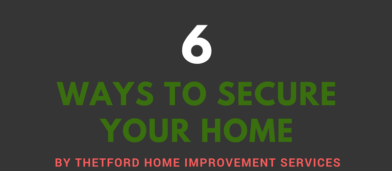 Easy Steps to secure your home