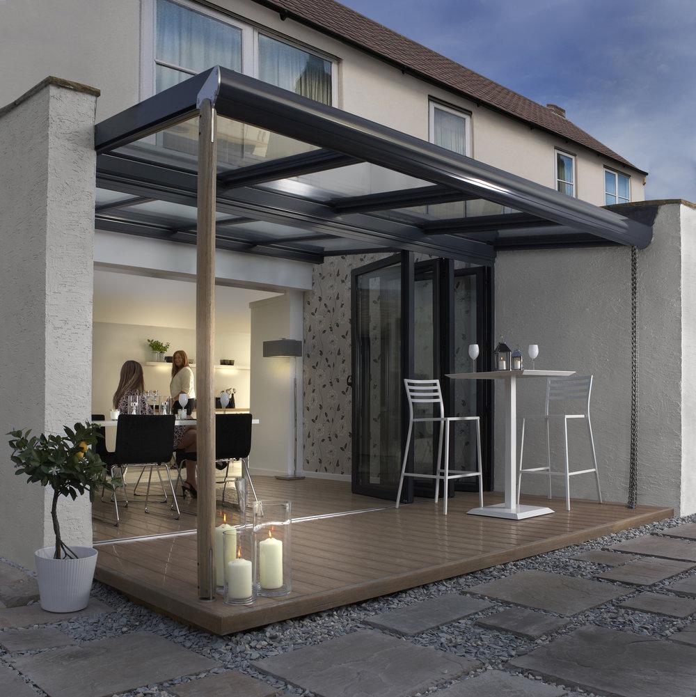 veranda conservatory