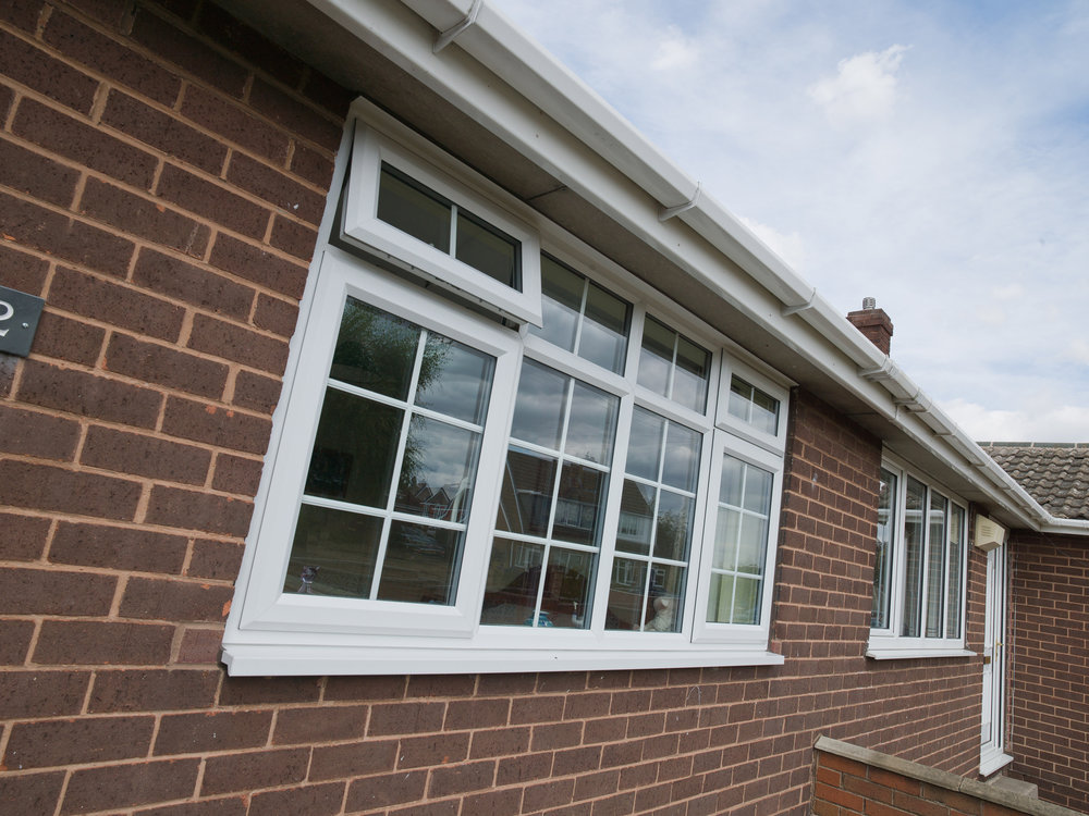 Liniar Eco-Energy Double Glazing - Fantastic Thermal Efficiency, Superior Security, Beautiful Finish.
