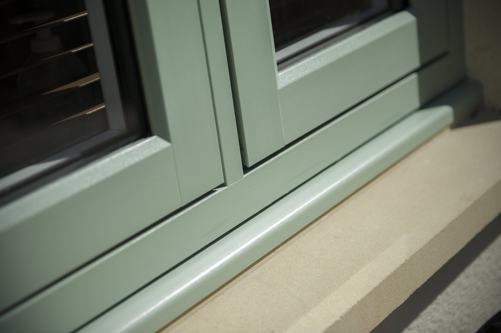 Flush Casement Windows - Looks Great, Perfect for Conservation Areas, Traditional and Contemporary.