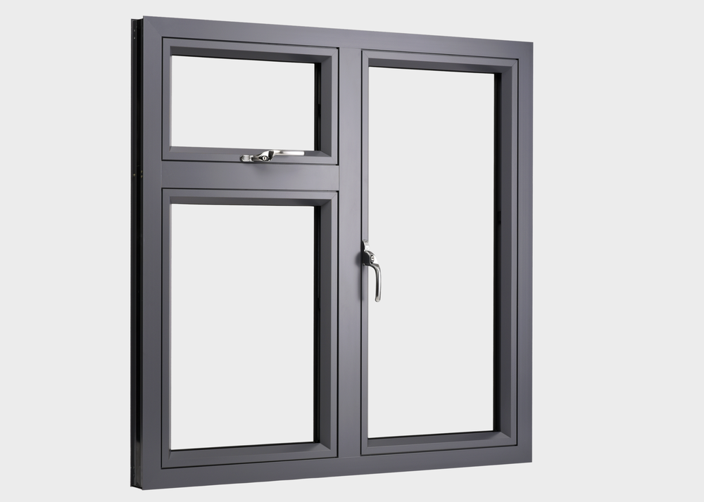 Aluminium Windows - Strong, Architectural Look, Slimmer Frames.
