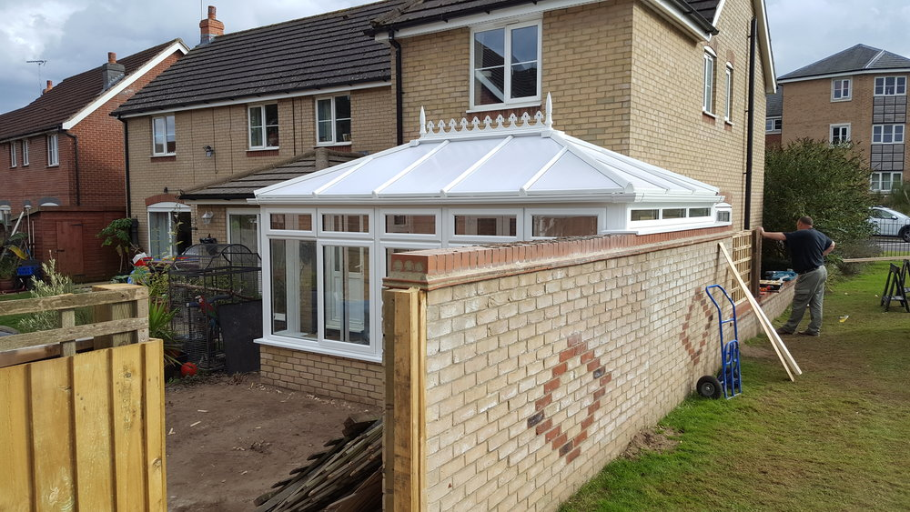 What is an Edwardian Style Conservatory?