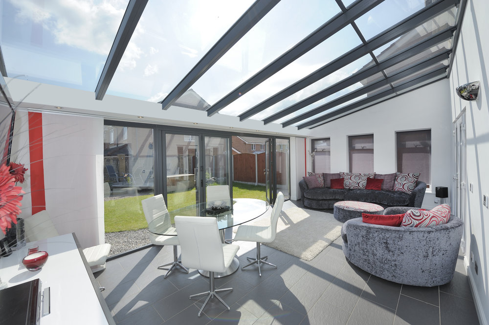 What is a Lean-To Conservatory?