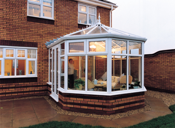 What is a Victorian Style Conservatory?