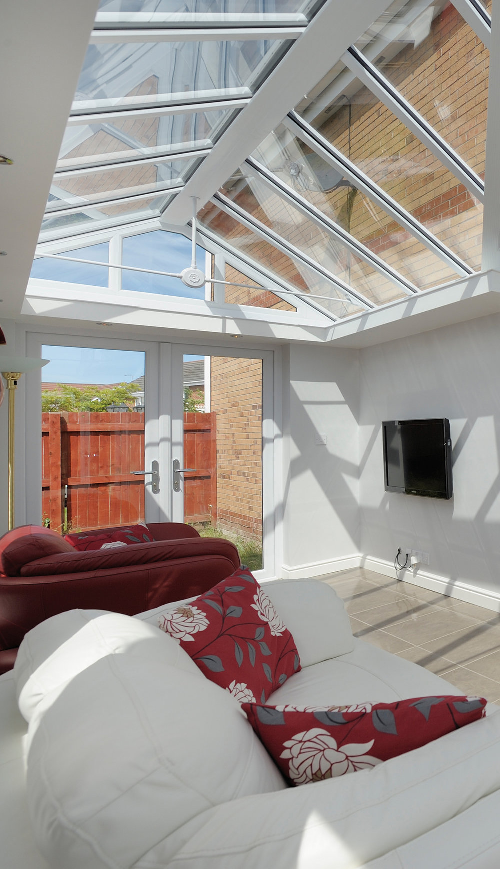 What is a Gable Style Conservatory?