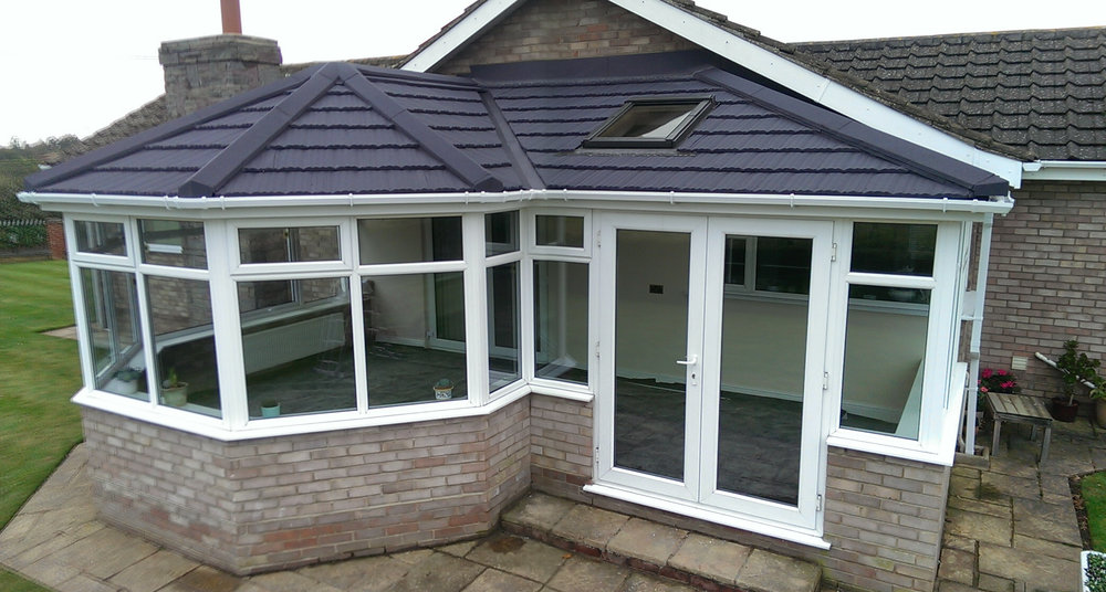 What is a P-Shaped Conservatory?