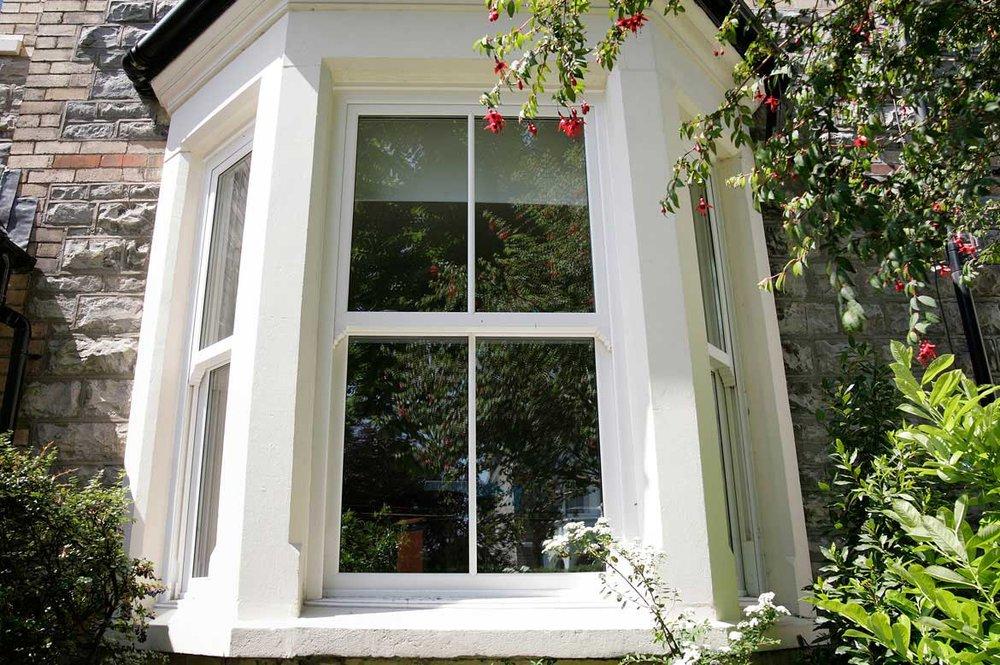 10 Benefits of uPVC sliding sash windows?