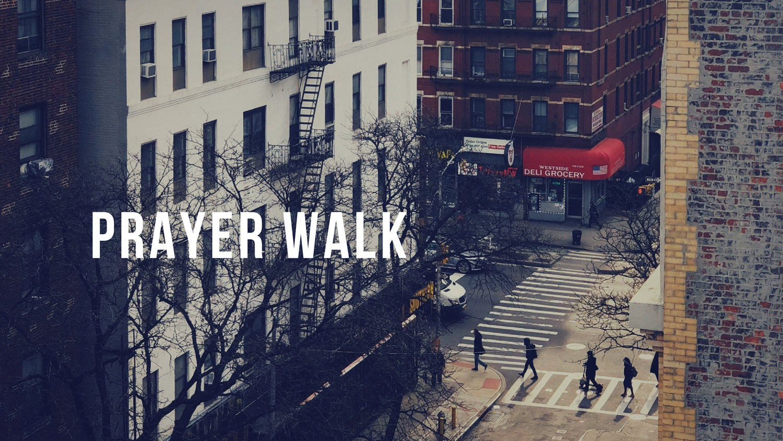 Prayer Walk - Summer Listening Project — East Village