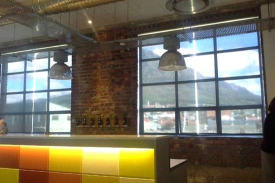 Green Building Council, South Africa - JM Silkshade Alu FR