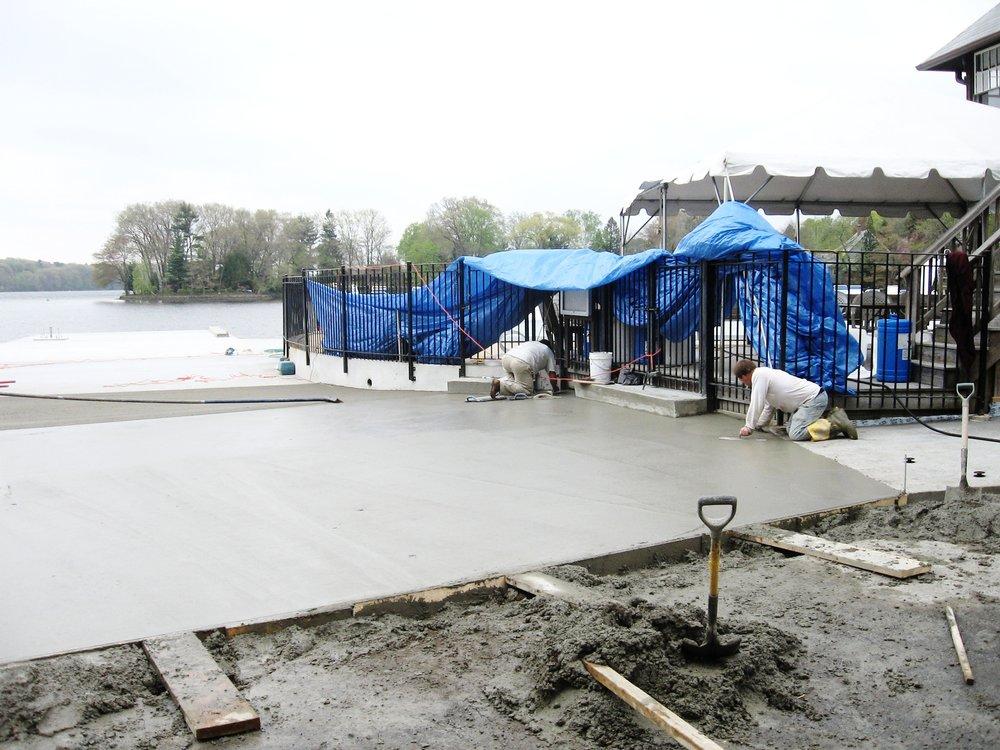 Concrete Work -