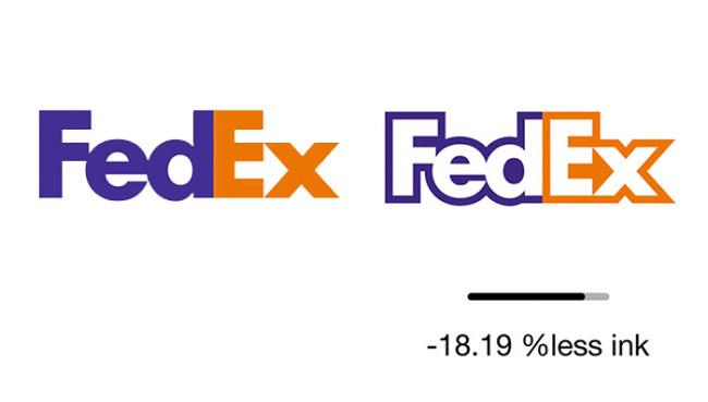 Logo hãng chuyển phát nhanh FedEx: 18,19%