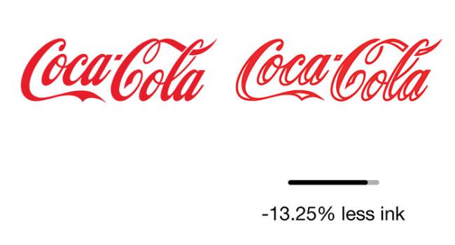 Logo hãng nước ngọt Coca Cola: 13,25%
