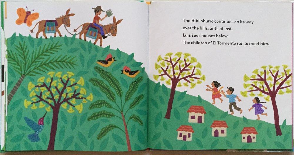 Câu chuyện đầy cảm hứng về Thư viện Lừa và Soriano đã được chuyển thể thành một cuốn sách thiếu nhi -