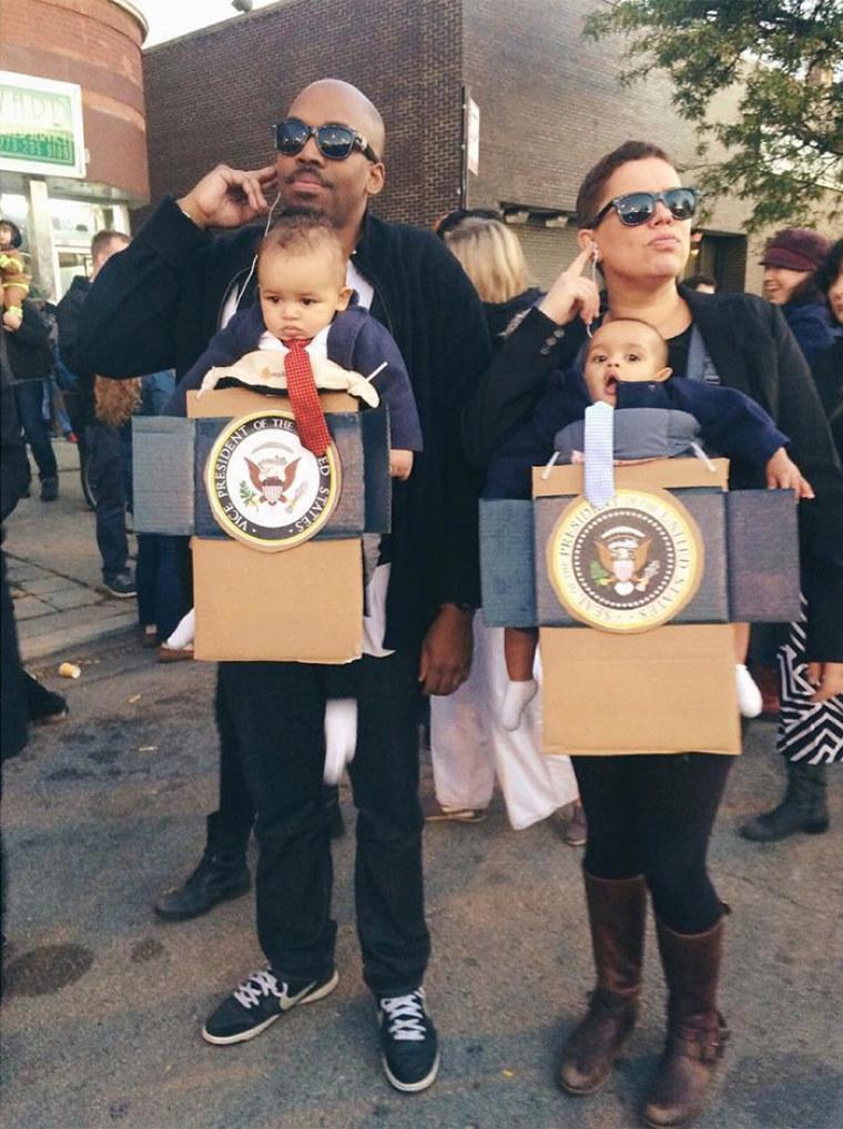 Khi bố mẹ nào cũng muốn con mình là Tổng thống