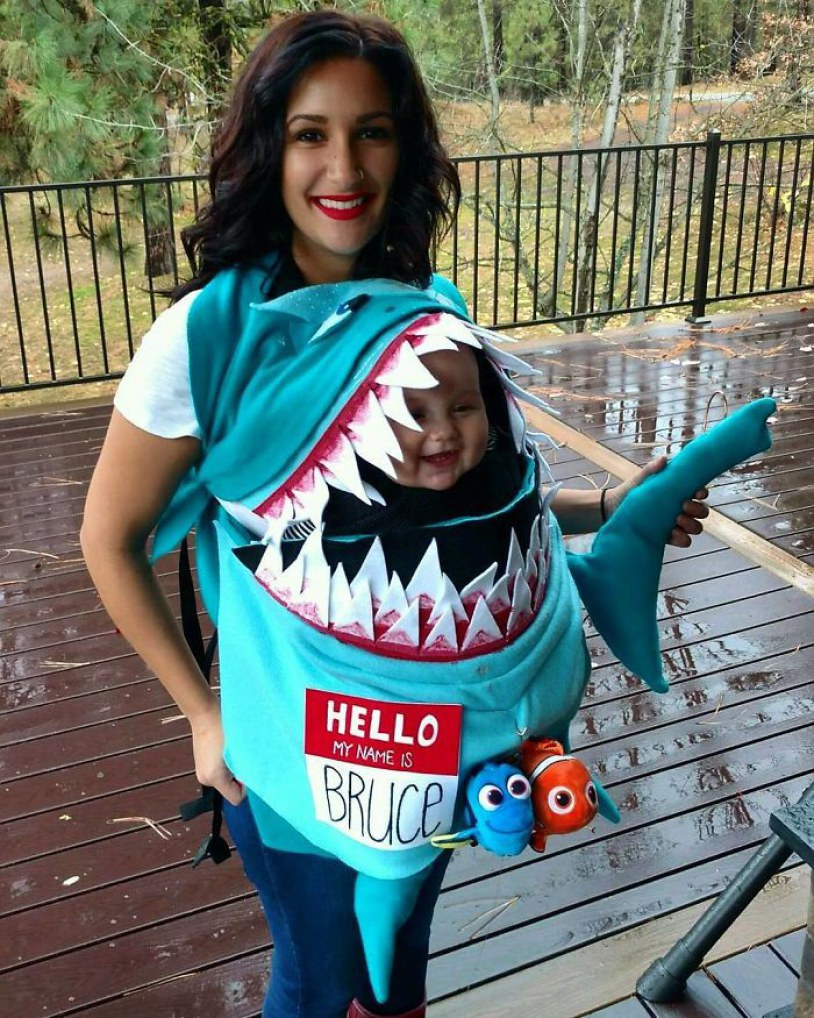 Mẹ đã tìm ra Nemo
