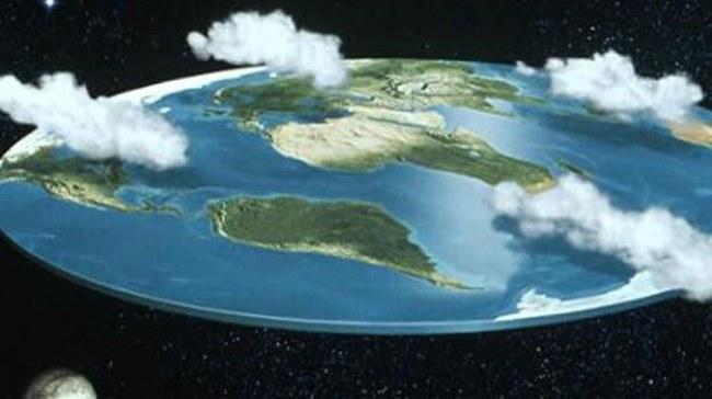 Anh hy vọng có thể chứng minh trái đất hình phẳng (Ảnh minh họa).