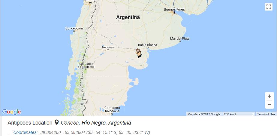 - bạn sẽ tới quê hương của điệu tango và ngôi sao bóng đá Lionel Messi