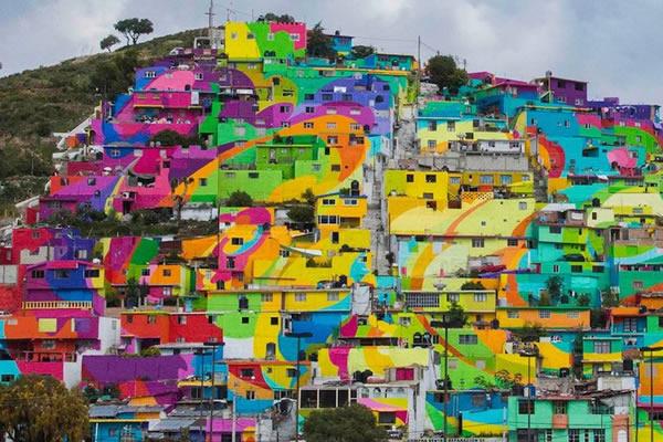 Khu dân cư Palmitas tại thành phố Pachuca, Mexico -