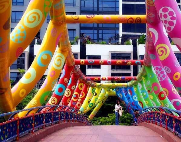 Cầu Alkaff tại Singapore -