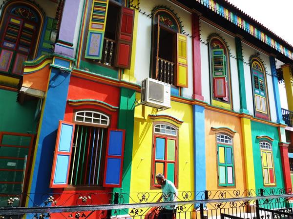 Khu phố Tiểu Ấn Độ tại Singapore -