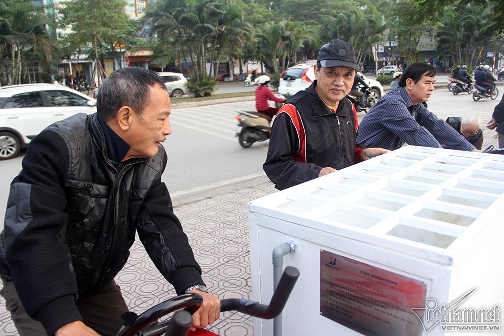 Người dân cho rằng chiếc máy phù hợp với thanh niên hơn, người cao tuổi sẽ gặp đôi chút khó khăn khi đạp