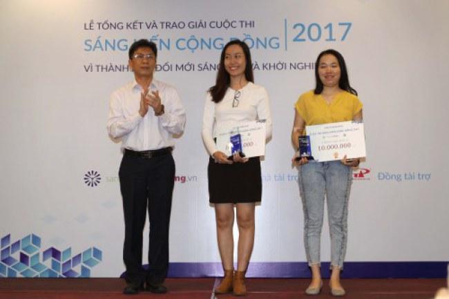 Báo Thanh Niên và Tuổi trẻ đạt giải nhất nhóm giải cho các cơ quan báo chí.