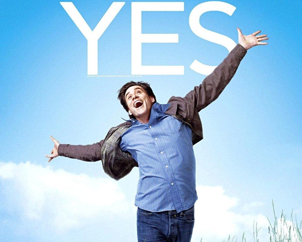 """Nói """"Có"""" với mọi thứ trong một tháng -"""