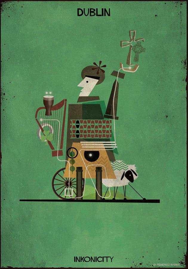 - Đến với Dublin - thành phố của đất nước cỏ ba lá và đàn hạc của Vua Brian Boru mà Babina yêu thích, bạn sẽ được thưởng thức Gulliver du ký với tách cà phê mang đậm hương sắc Ireland, ngắm cầu cổ kính Hapeny với cây đàn hạc thanh thoát và thăm nhà máy bia St. Jamess Gate.