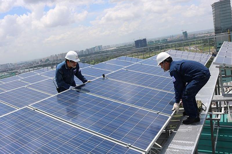 TPHCM có nhiều tiềm năng phát triển điện mặt trời.