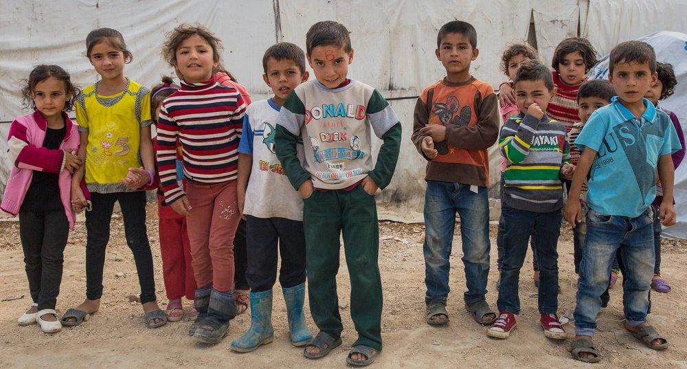 Lebanon là nơi cư trú của khoảng 1,5 triệu người lớn và trẻ em tị nạn Syria.