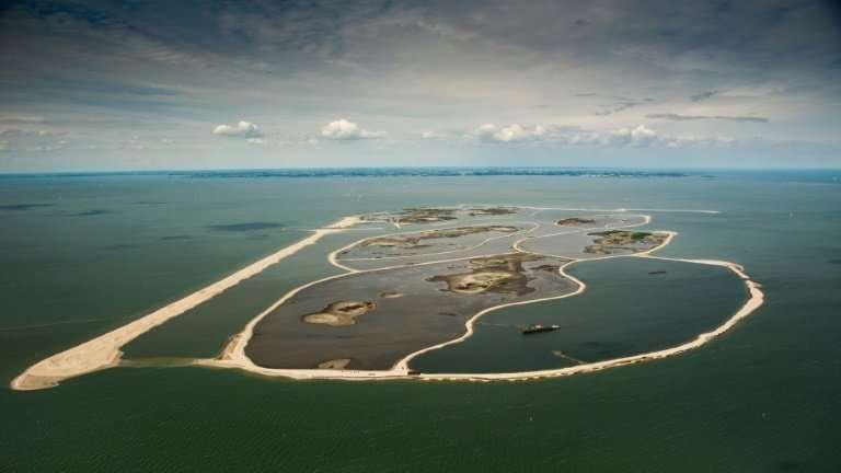 Hồ Markermeer rộng lớn cho đến gần đây không gì khác hơn là một đám mây không có thủy sinh.