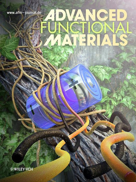 Pin sản xuất từ giấy sử dụng vật liệu thân thiện với môi trường.