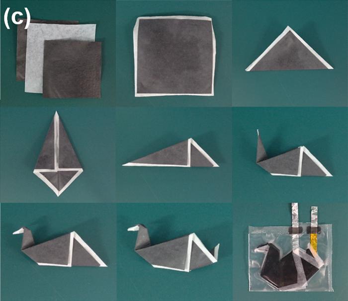 Pin sản xuất từ giấy nhỏ gọn, nhẹ, dung lượng tốt, sạc nhanh lại có thể gấp lại như một tờ giấy.