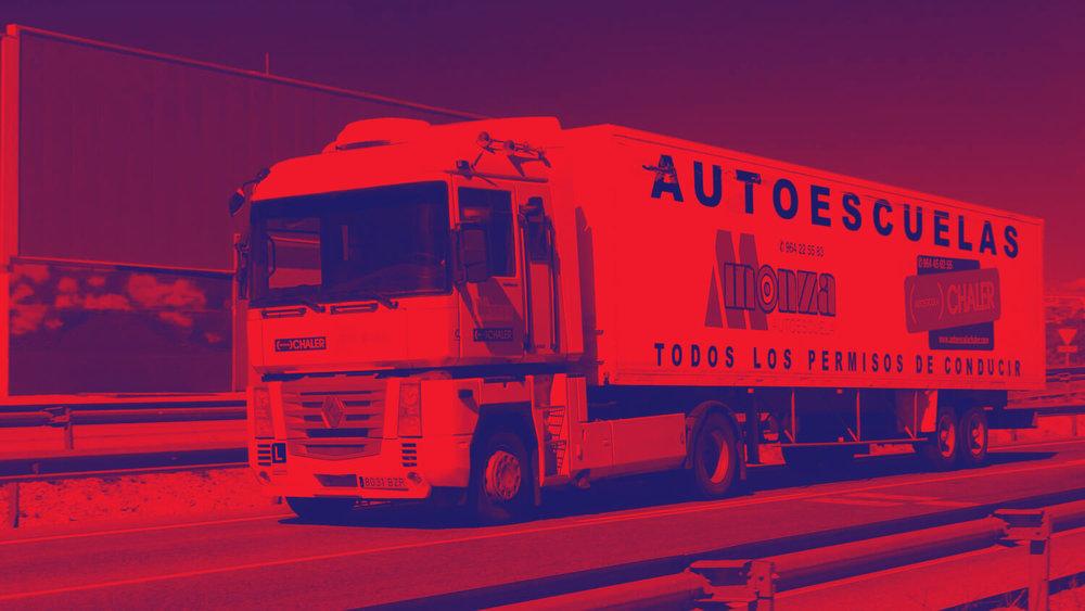 PERMISO c+e - El carnet de trailer sin colas ni esperas