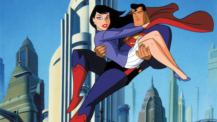 Superman-The-Animated-Series