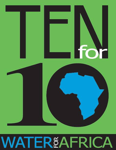 Ten For 10 | Water For Africa