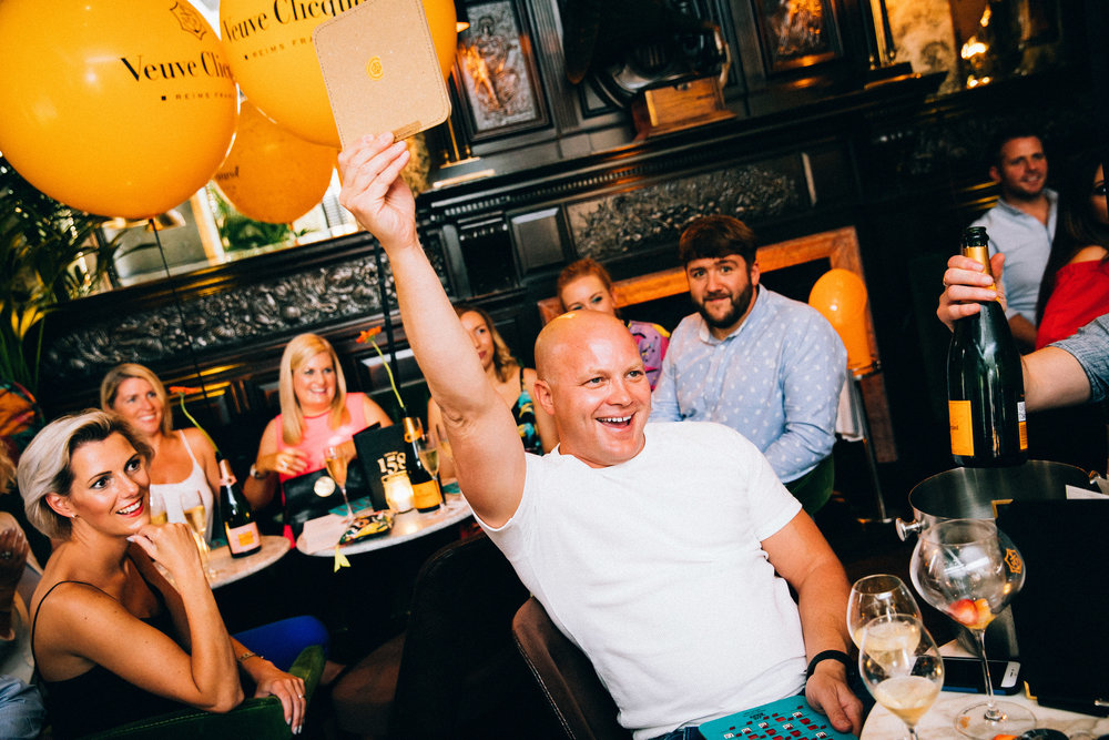 the summer party series are quite simply scotland's most energetic champagne parties! Held every summer at hutchesons, these awesome events are marked as  'must attend'  for everyones social calendar!