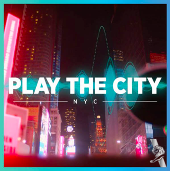 PLAY THE CITY | The Recording Academy | TBWA\Chiat\Day LA Outdoor | Technology -
