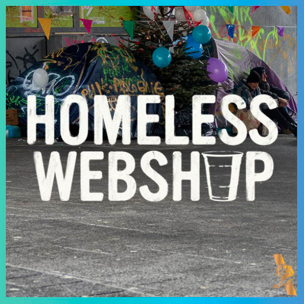 THE HOMELESS WEBSHOP | SOLIDARITÉ GRANDS FROIDS | TBWA\BELGIUMCreative e-Commerce | Not-for-profit / Charity -