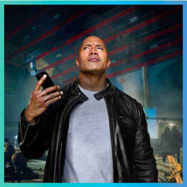 THE ROCK X SIRI: DOMINATE THE DAY | apple | tbwa\media arts labSocial & Influencer | Multi-platform Social Campaign -