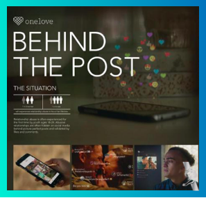 BEHIND THE POST | ONE LOVE FOUNDATION | MAL\FOR GOODFILM | Not-for-profit / Charity   -