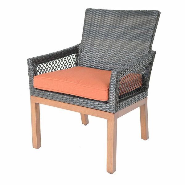 Charmant 101Met151_preview.jpeg. Metropolitan Wicker Dining Chair