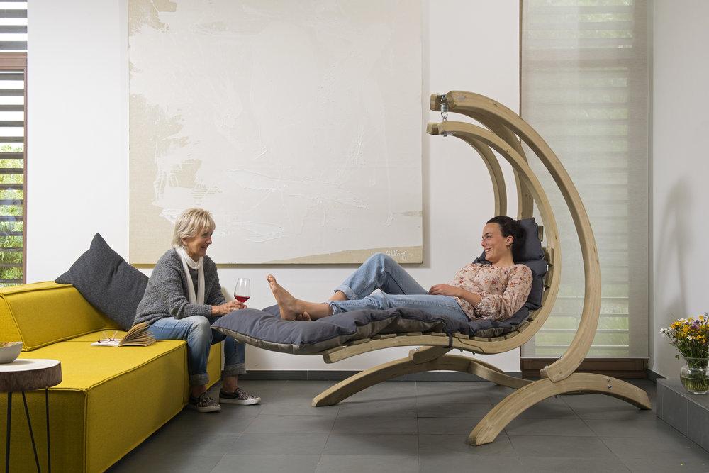 Swing Lounge Seat   Shop Amazonas