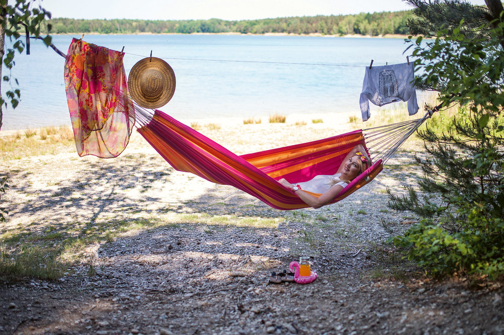 Hammocks Make You Happy!   Shop Amazonas