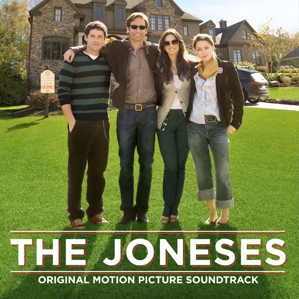 The Joneses Soundtrack Album Cover