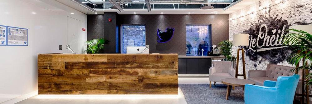 EMEA HQ Dublin