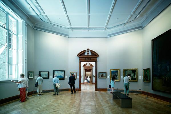 National Gallery Ireland<br>Dublin<br>Leisure + Tourism