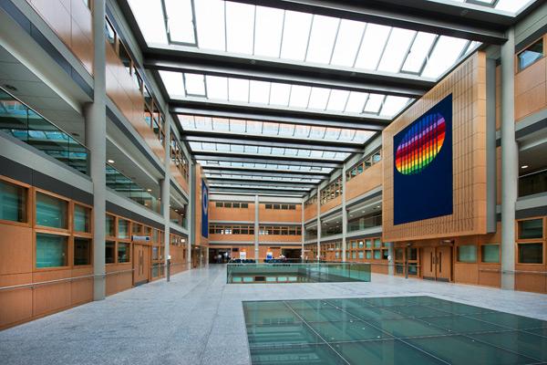 The Mater Hospital<br>Dublin<br>Healthcare + Education